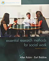 Empowerment Series: Essential Research Methods for Social Work, 4th Edition Front Cover
