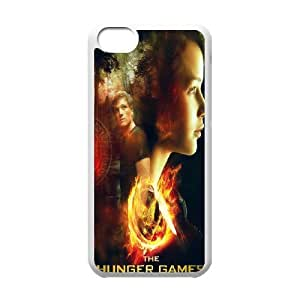 Custom Case The Hunger Games for iPhone 5C L2O3248663