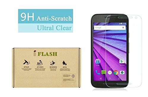 iFlash%C2%AE Premium Tempered Screen Protector product image