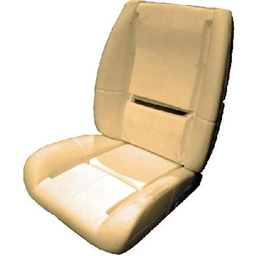 Eckler's Premier Quality Products 33-263151 PUI Interiors, Low-Back Bucket Deluxe Seat Foam, With Wire  BUN8492DU Camaro -