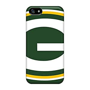 Premium [cENXrUz1856]green Bay Packers Case For Iphone 5/5s- Eco-friendly Packaging