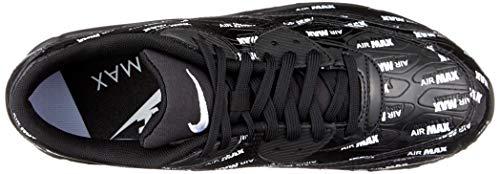 Nero Max white black Running Premium Nike Scarpe 90 015 Air black Uomo 0qv7g