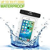 Motorola Droid Turbo Ballistic Black Cellet IPX8 Waterproof Case with 2 Snap Lock System, Take Pictures Underwater!