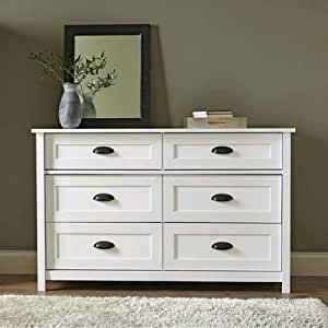 Better Homes And Gardens Lafayette Dresser White Finish Kitchen Dining