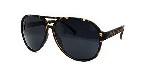 O2 eyewear Gafas de sol tipo aviador de corte vintage con ...