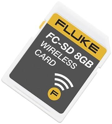 Fluke FLK-FC-SD CARD Fluke Connect Wireless SD Card