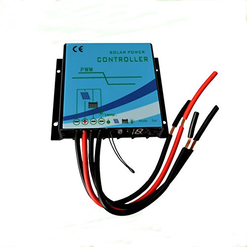10A PWM Solar Charge Controller IP68 - 7