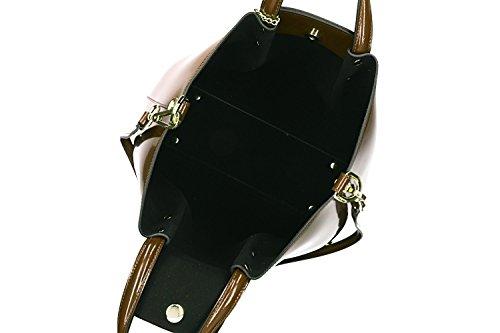 dc849ceb25327 ... Tasche damen mit schultergurt PIERRE CARDIN taupe leder Made in Italy  VN863