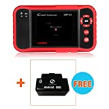 Launch CRP123 OBD2 Scanner ABS SRS Transmission and Engine Code Reader Diagnostic Scan Tool