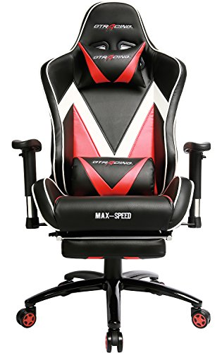 Gtracing Ergonomic Gaming Chair High Back Swivel Computer