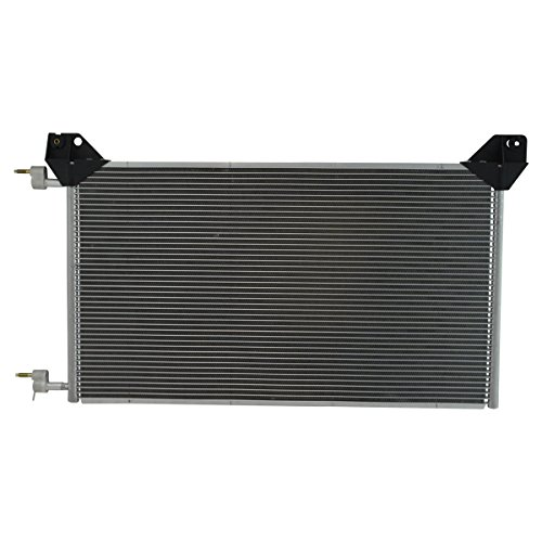 AC Condenser A/C Air Conditioning for Chevy GMC Cadillac Pickup Truck SUV