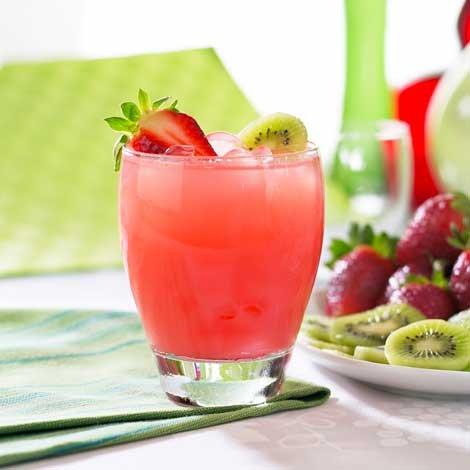 HealthWise Strawberry Kiwi Fruit Drink, (7 packets of 0.70 oz., net 4.90 oz.)