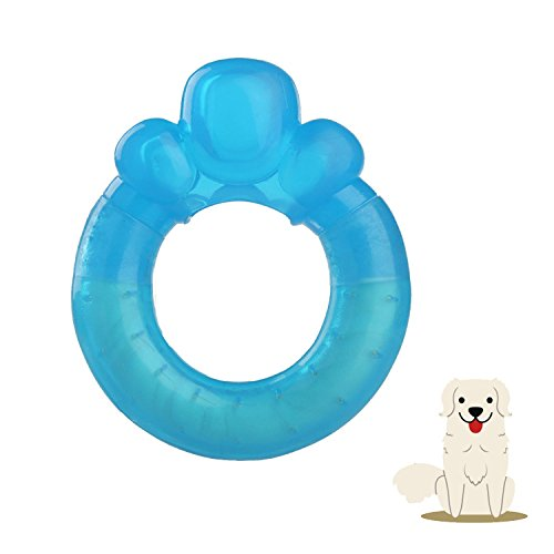 Cokii Interactive Dog Chew Toys Dog Pool Toys Paw Dog Teething Toys Large Dog Undestructable Dog Fetch Toys TPR Bite Resistant Floating
