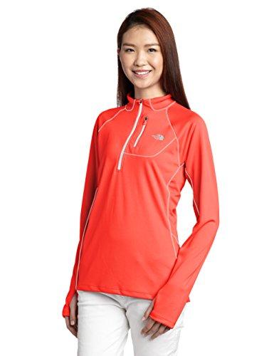 1/4 Impulse Zip Shirt - North Face Impulse Active Half Zip Running Top