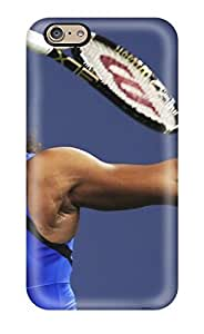 Excellent Design Serena Williams Tennis Case Cover For Iphone 6(3D PC Soft Case)