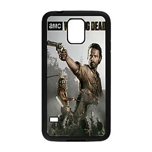 [QiongMai Phone Case] For Samsung Galaxy S5 -TV Show The Walking Dead-Case 17