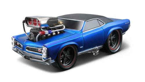 Muscle Cars Machines (MUSCLE MACHINES 1966 PONTIAC GTO)