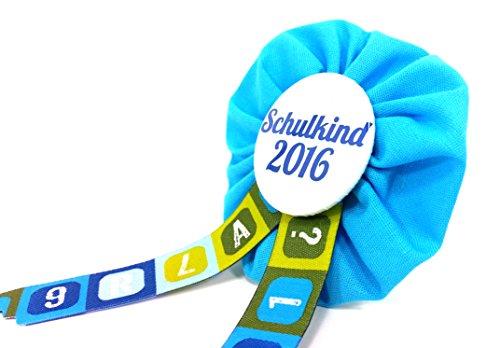 Orden AnneSvea per la scuola sacchetto blu bambino 2016 globalaffairs coniglietti zucchero busta regalo