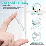 Baby Toothbrush, Baby Tongue Cleaner, 40Pcs