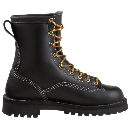 Super Forest Men's Work Boot Uninsulated Danner Rain Black FTH7SnSxf