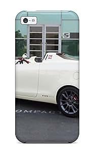 High Grade ZippyDoritEduard Flexible Tpu Case For Iphone 5c - Yaris Sema Rear Convertible Autoshow Motor Corporation Cars Other wangjiang maoyi