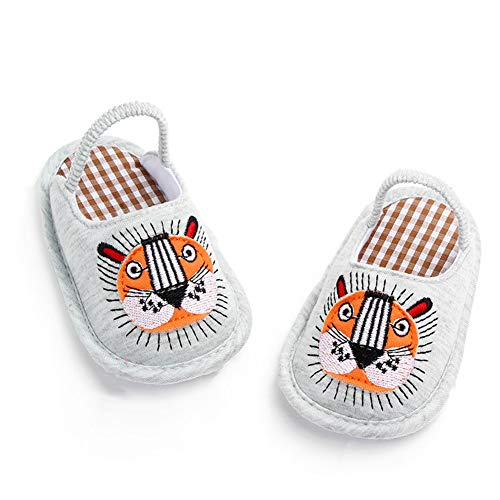BiBeGoi Infant House Slippers Soft Sole Summer Sandal Baby Boys Girls Slide Shoes Flat First Crib Shoes Newborn Gift -