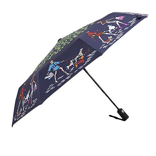 Paraguas Sombrillas Sombrilla de Bolsillo Protección Solar Plegables Ultraligero Anti-UV Exterior Soleado Lluvia Doble Uso Viaje Resistencia al Viento para ...