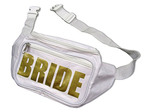 71af54859bf Bachelorette Party Bride Tribe Fanny Waist Pack Adjustable 2 Pocket ...