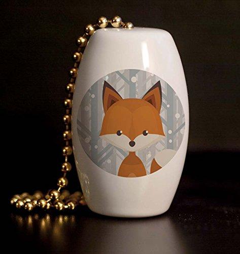 fox fan pull - 2