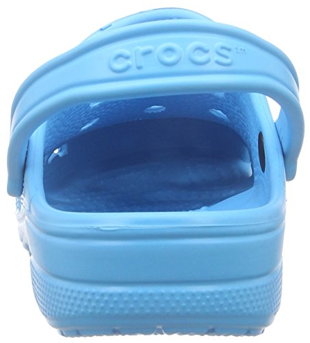 Baya Blue Electric Unisex crocs Clogs Erwachsene Blau 4wFnaH