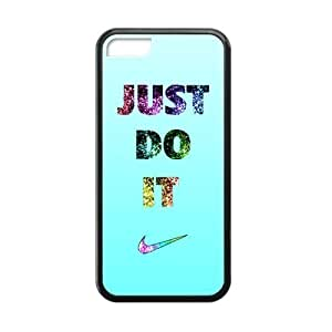 meilinF000Apple ipod touch 5 flexible rubber Case cool Just do it Brand logo Stylish Nike printed HD pattern unique logo protector bumper DIY Personalized portrait customized cover otter box skin back shell creative gift ultra thin best Quality Limited Edition Emboss Laser Technology by iDesign StudiomeilinF000