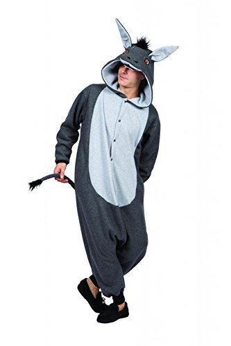 RG Costumes 100 Acres Donkey, Gray, One (Adult Donkey Costumes)