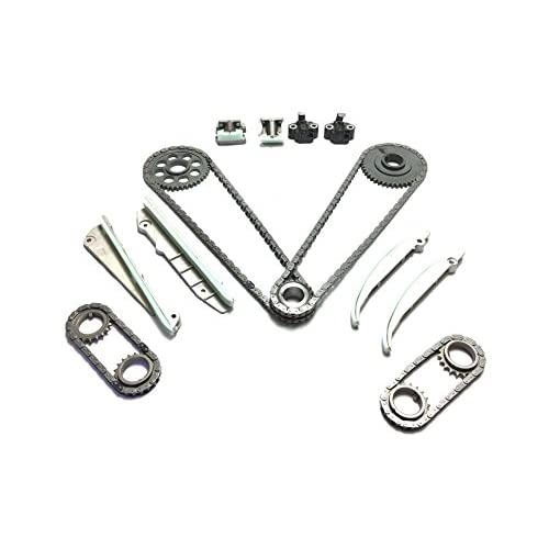 Discount Diamond Power Timing Chain Kit works with 03-05 Lincoln Aviator Ford Mustang 4.6L DOHC 32v INTECH for sale