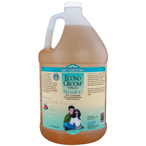 Bio-Groom Econo-Groom Dog and Cat Shampoo, 1-Gallon, Packaging May Vary by Bio-groom (Image #2)