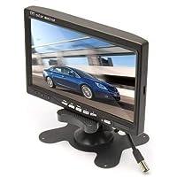 Tela Monitor LCD 7 Polegadas Com Controle para Carro