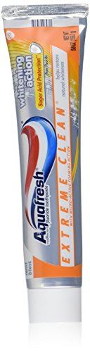 Sparkling Clean Mint (Aquafresh Extreme Clean Whitening 5.6 Ounces)