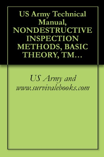 US Army Technical Manual, NONDESTRUCTIVE INSPECTION METHODS