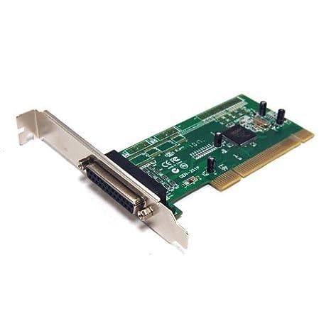 Tarjeta PCI 1 puerto paralelo: Amazon.es: Electrónica