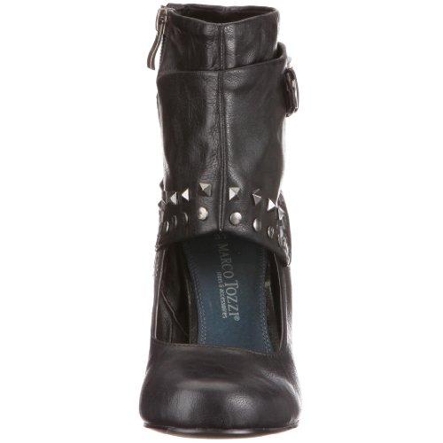 para 22402 Tozzi Negro Zapatos 2 mujer 25 2 Marco 22402 F0qOw