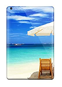 Ideal Bangongphone99 Cases Covers For Ipad Mini(wonderful Beach), Protective Stylish Cases