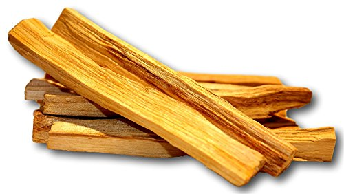 Alternative Imagination Premium Palo Santo Holy Wood Incense Sticks Purifying, Cleansing, Healing, Meditating, Stress Relief. 100% Natural Sustainable, Wild Harvested. (6)