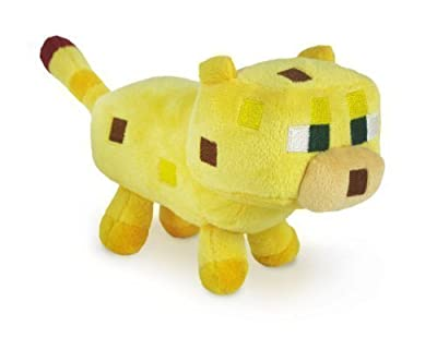 Just Model Minecraft Baby Ocelot Plush