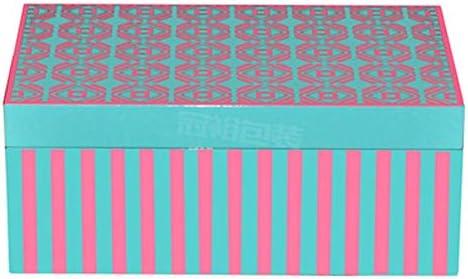 木製ジュエリーボックス 環境に優しい塗料 新品 送料無料  ジュエリー木製梱包ボックス 海外限定 多層木製収納ギフトボックス H-2020-9-8