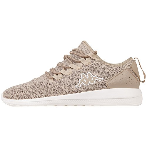 Kappa Offwhite Baskets Flap Sand 4243 Adulte 4243 Mixte Offwhite Beige Sand T0TwrFBq