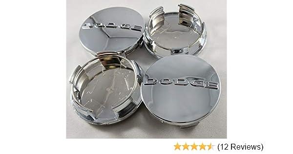 llfaith Set of 4 Center Wheel Rim Hub Caps fit Avenger Dart Charger Charger