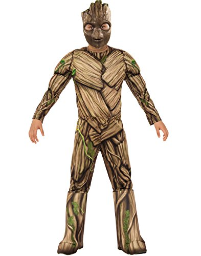 Rubie's Guardians of The Galaxy Vol. 2 Deluxe Muscle Chest Groot Costume, Medium]()