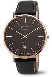 3589-05 Boccia Titanium Mens Watch
