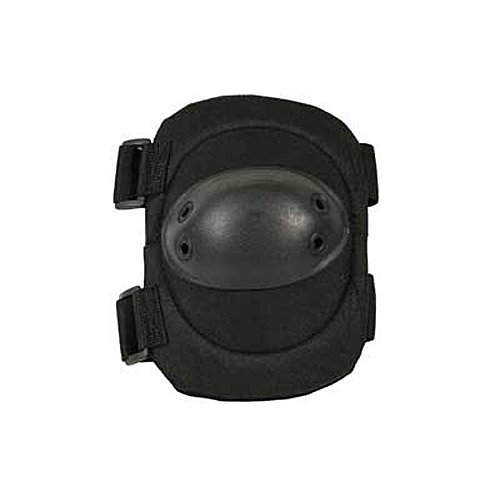 BLACKHAWK! Black Advanced Tactical Elbow Pad V.2 Black by BLACKHAWK!
