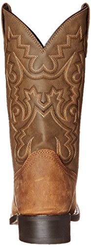 Pictures of Laredo Men's Chanute Western Boot Tan 8 XW US 8