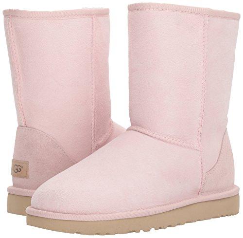 Bottes Courtes Courtes Pink Ugg Femme Seashell HRBxwx7qg